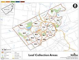 garbage collection kitchener leaf collection city of waterloo
