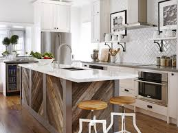 reclaimed wood kitchen islands images kitchen design tips from