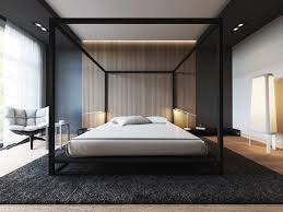 Bedroom Ideas With Black Accent Wall 25 Beautiful Examples Of Bedroom Accent Walls That Use Slats To