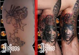 καλυψη τατουαζ cover up tattoo legend tattoo