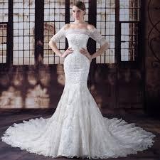 sequined wedding dress aliexpress buy ilovewedding mermaid wedding dresses boat