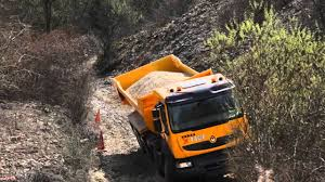 renault kerax construction days 2012 renault kerax xtrem youtube