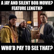 Jay And Silent Bob Meme - jay and silent bob strike back home facebook
