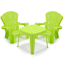 Patio Furniture Table And Chairs Set - garden table and chairs set little tikes