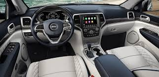 luxury jeep interior be ready for anything in a 2018 jeep grand cherokee garber