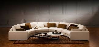 canap d angle arrondi cuir supérieur canape d angle arrondi 4 salon avec canape beige canape