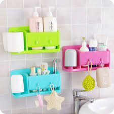 Bathroom Storage Rack High Quality Kitchen Storage Box Organizer Plastic Bag Holder