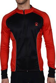 red cycling jacket more mile hi viz tour elite cycle jacket more mile