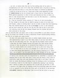 Power Of Attorney Texas by A Letter From Arnold Prieto Who Was Executed In Texas On January 21
