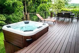trex decking ideas contemporary patio design ideas with long