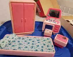 vintage barbie furniture etsy
