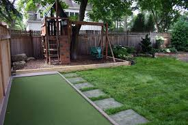 urban or suburban landscaping projects in the multi use outdoor