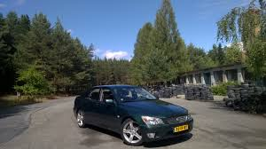 lexus is200 modified the lexus is200 my story and experiences