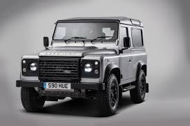 land rover defender 2015 land rover defender celebrates 70th anniversary with special model