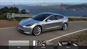 tesla jeep is this the final dashboard design for the tesla model 3 roadshow