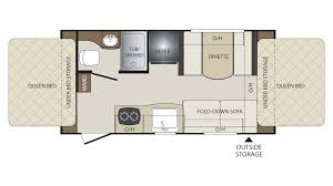 Keystone Floor Plans by 2018 Keystone Bullet Crossfire 1650ex Model