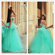 mint green quinceanera dresses for sweet 16 off shoulder lace