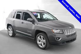 jeep crossover 2015 used 2015 jeep compass p16620 cueter chrysler jeep dodge