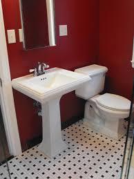 bathroom sink wonderful white bathroom vanity with red