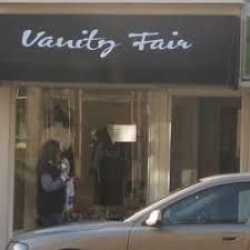 Vanity Fair Phone Number Vanity Fair 57 Sinclair Street Helensburgh Argyll And Bute
