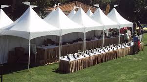 backyard tent rentals tent rentals