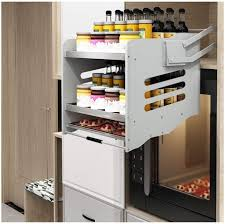 kitchen wall cabinet load capacity dyyd pull shelf ding rack lifting