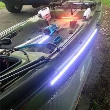 best 25 led lights for boats ideas on kayak paddles