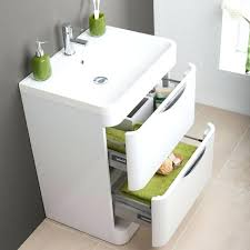 white floor standing bathroom cabinetharbour grace vanity unit