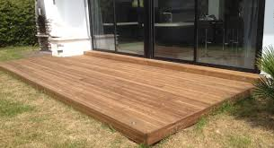 le de terrasse encastrable cration de 2 terrasses bois viroflay agence de versailles destiné