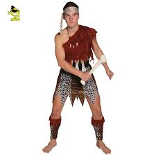 Flintstones Halloween Costume Shop Jungle Caveman Cosplay Carnival Costumes Stone Age