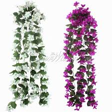 10pcs romantic artificial flowers hanging orchid fake flower for