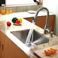 kitchen faucet with soap dispenser impressing soap dispenser for kitchen sink pump nice built in and