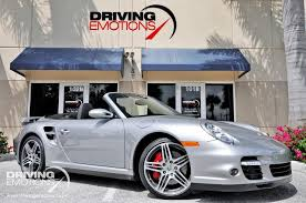 2008 porsche 911 turbo cabriolet 2008 porsche 911 turbo cabriolet turbo cab stock 5656 for sale