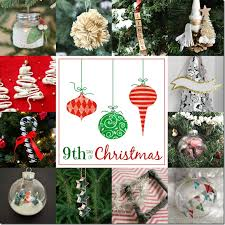 Pics Of Christmas Ornaments - 12 days of christmas ornament crafts 2014 it all started with