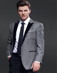 gentleman 39 s 2017 custom made suits gentleman style light grey groom tuxedos