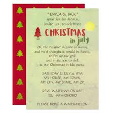 in july invitations announcements zazzle