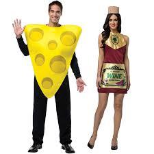 wine u0026 cheese couples costume buycostumes com