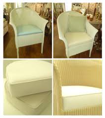 Lloyd Loom Bistro Chair Lloyd Loom Cushions