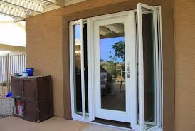 Patio Doors With Sidelights That Open Patio Door With Sidelights Vented Home Design Ideas