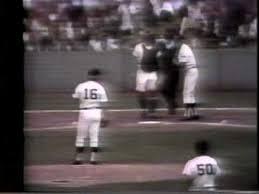 yankee stadium home run lights mickey mantle 1973 his last home run in yankee stadium otd 8 11