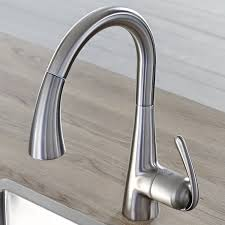 robinet cuisine grohe k7 grohe 32294001 zedra kitchen tap pull out comfort spray chrome