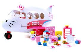 hello kitty store toys jada toys hello kitty jet plane play set