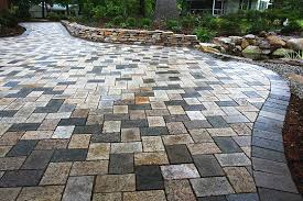 Granite Patio Pavers Recycled Granite Patio In A Mixed Blend Recycled Granite Paver