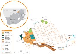 Coal Map Of The World by Boikarabelo Coal Mine Resource Generation