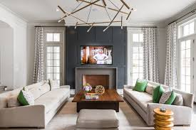colonial living rooms colonial revival transitional living room new york by
