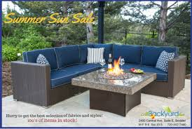 Boulder Outdoor Furniture by Outdoor Patio Furniture Allbackyardfun