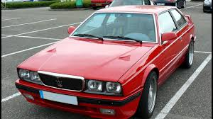 old maserati biturbo guys i really need a maserati biturbo