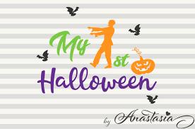 my first halloween svg cutting file h design bundles