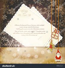 vintage grungy new year christmas background stock vector 83584180