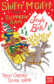 shifty mcgifty and slippery sam jingle bells nosy